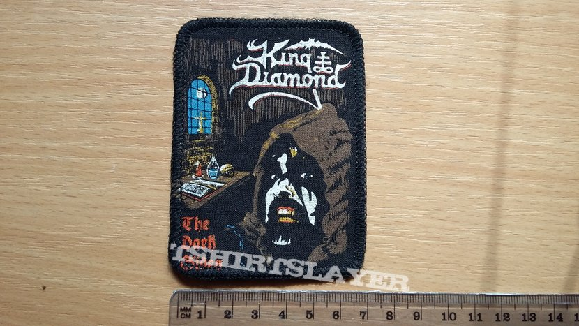 King Diamond The Dark Sides patch