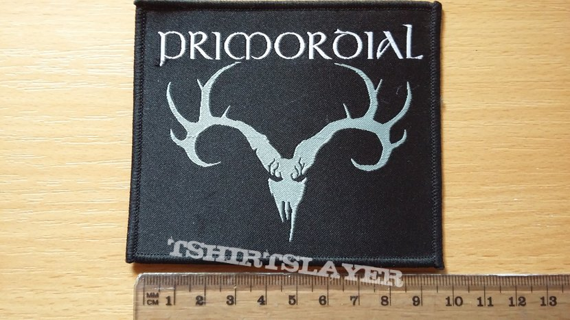 Primordial logo patch