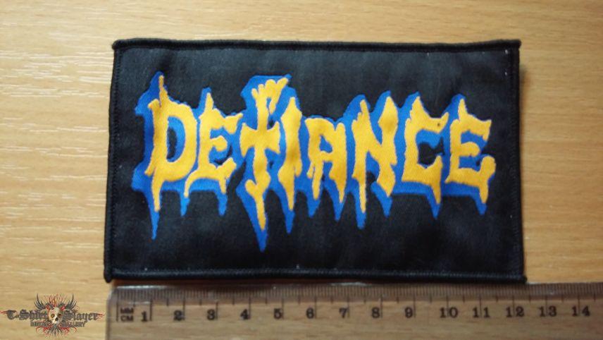 Definace logo patch