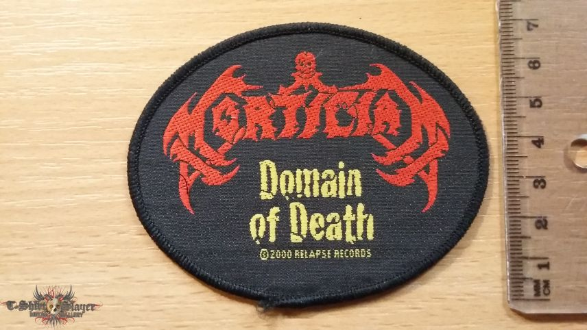 Mortician Domain Of Death patch