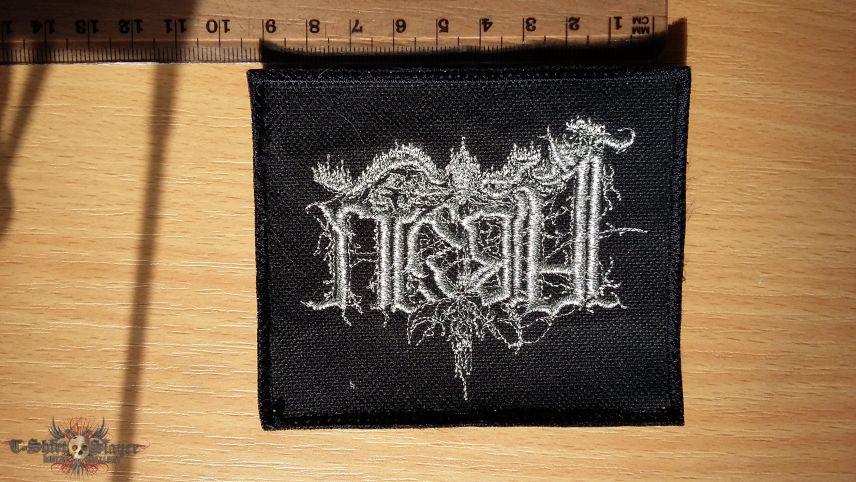 Absu logo patch
