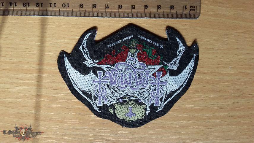 Tiamat Logo patch