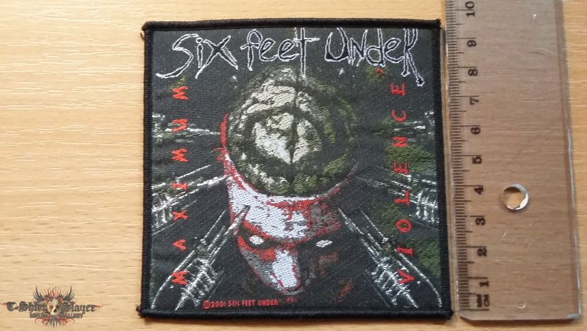 Six Feet Under Maximum Violence patch