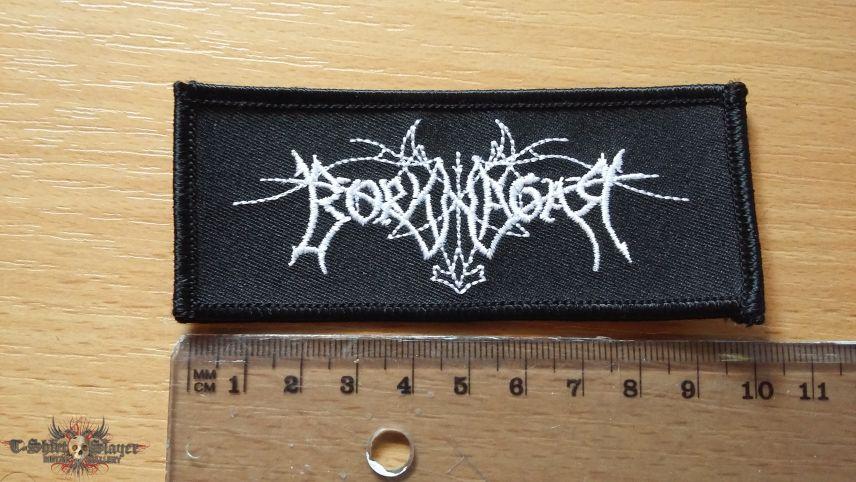 Borknagar Logo patch
