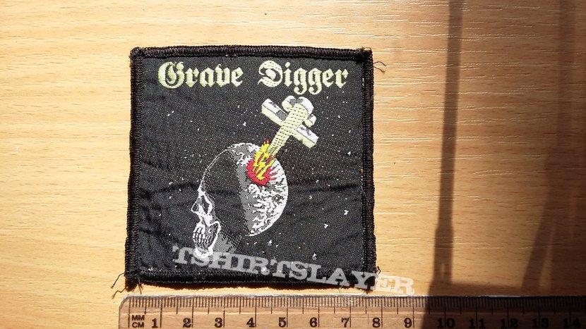Grave Digger Heavy Metal Breakdown patch