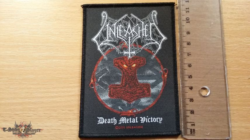 Unleashed Death Metal Victory patch