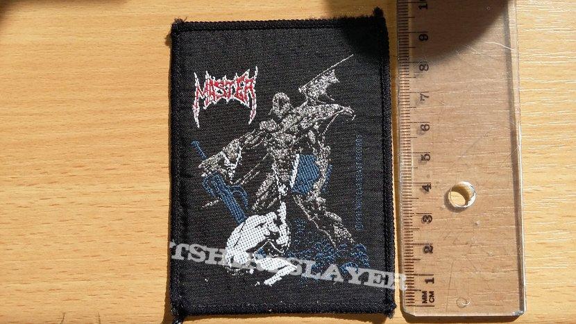 Master Warrior patch