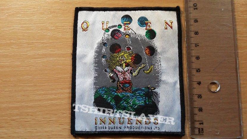 Queen Innuendo patch