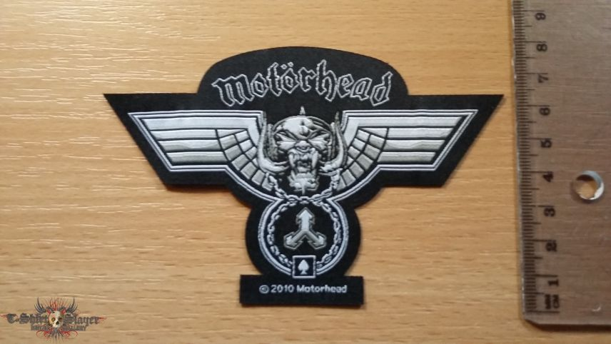 Motörhead Hammered patch