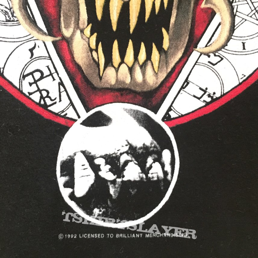 Massacre Tour shirt 1992