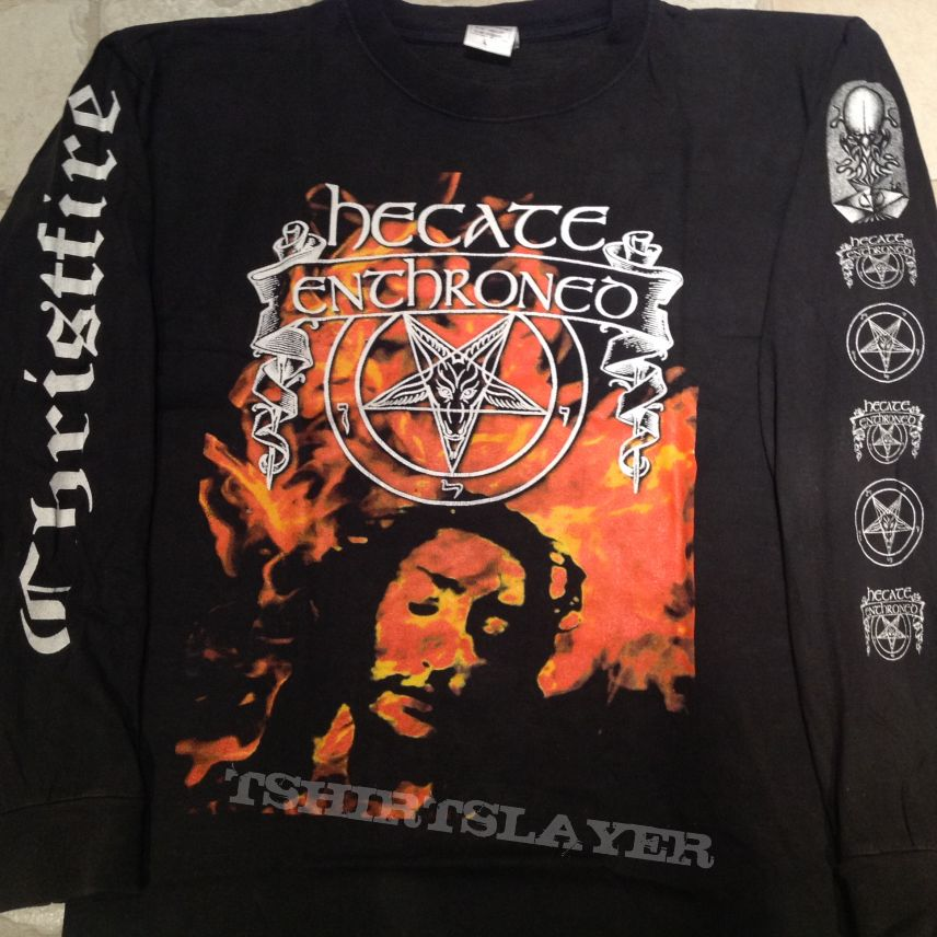 Hecate Enthroned Christfire LS