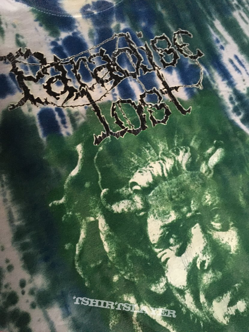 Paradise lost shades of god tie dye 92