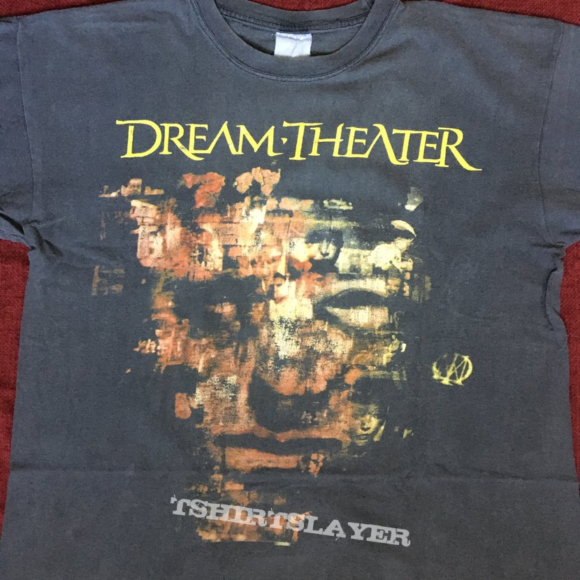 Dream Theater Metropolis Part 2 Scenes From A Memory Metropolis Pt 2 Scenes From A Memory Tshirtslayer Tshirt And Battlejacket Gallery