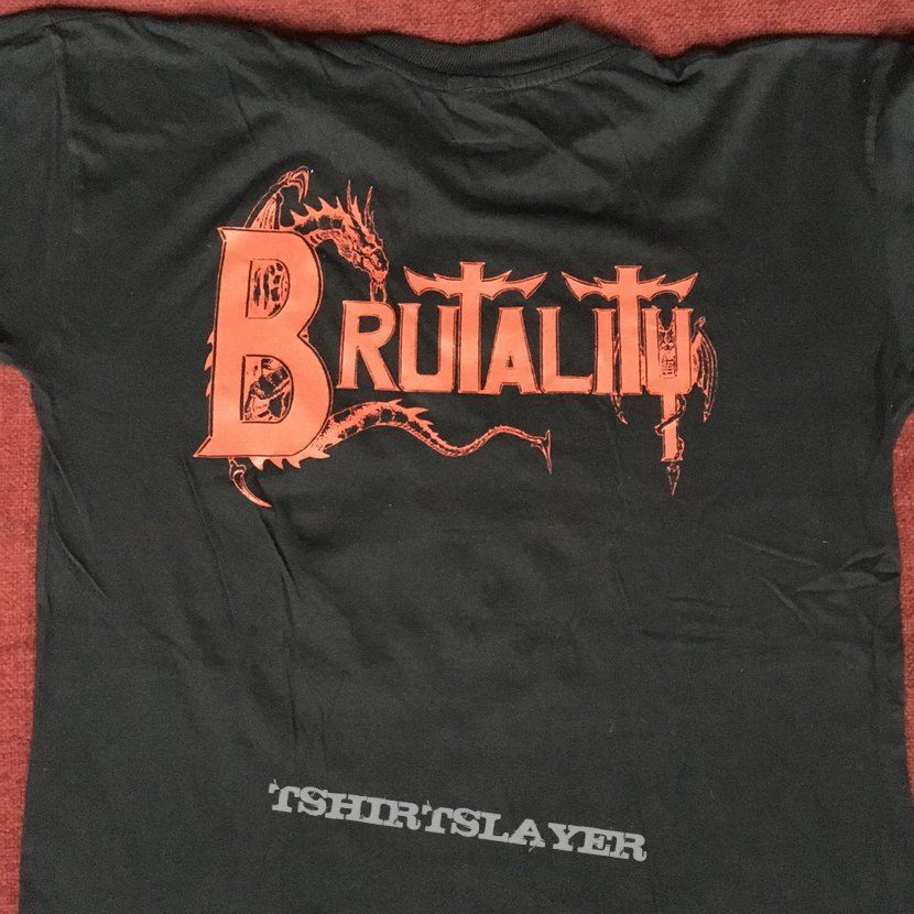 Brutality when the sky turns black 94