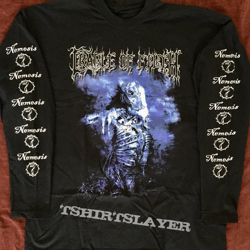 Cradle of filth nemesis 04