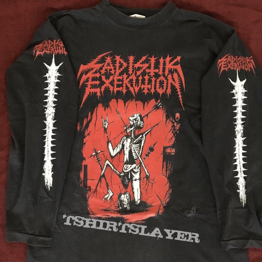 sadistik exekution we are death 94 LS