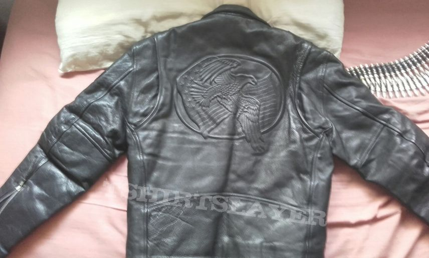 leather jacket update