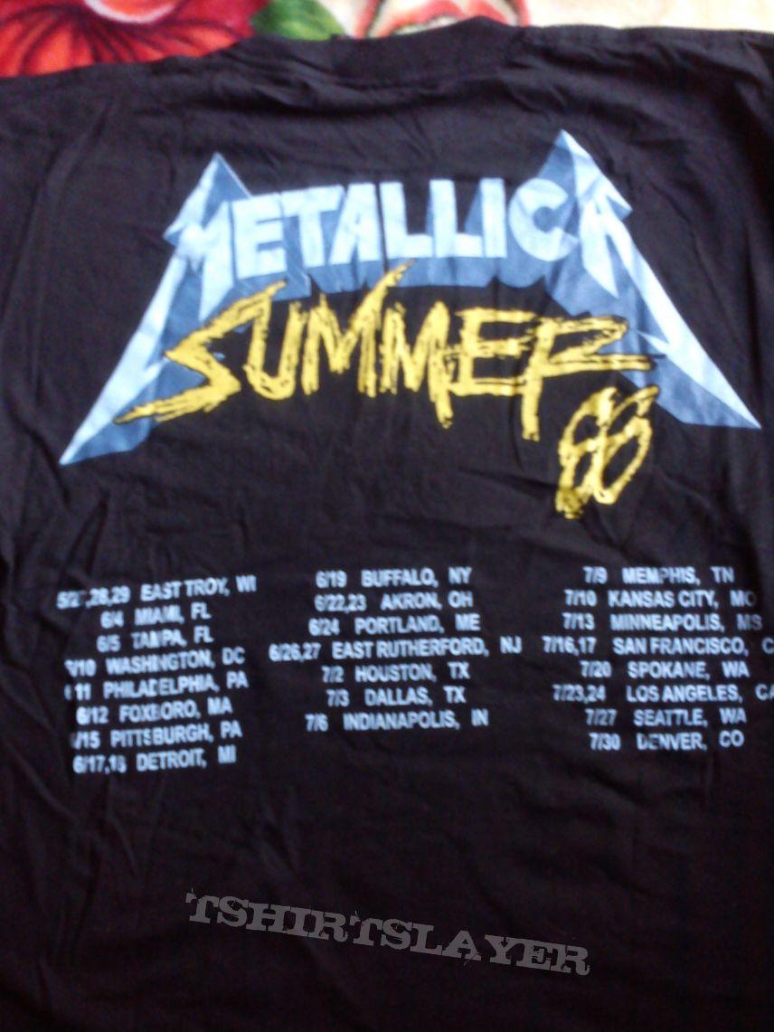 Damaged Justice Tour