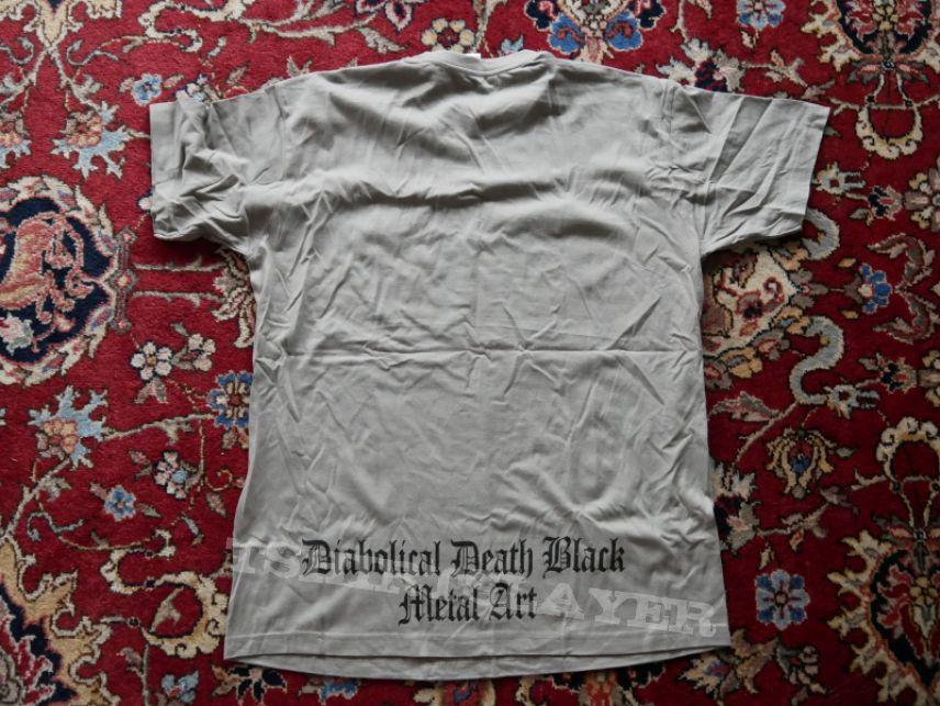 Belphegor Baphomet Grey Shirt