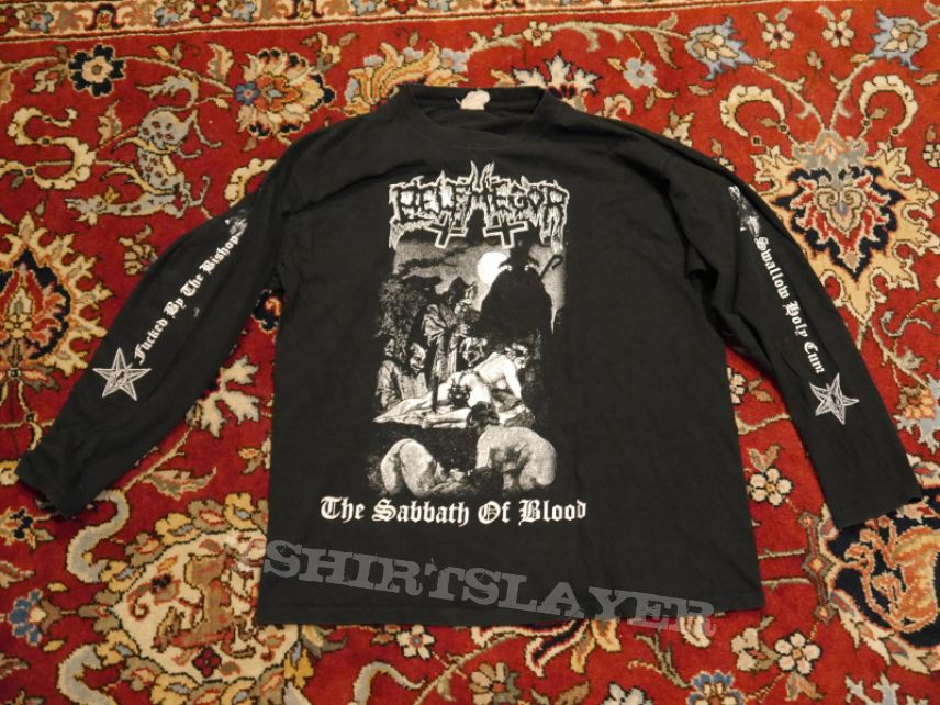 Belphegor The Sabbath Of Blood Longsleeve