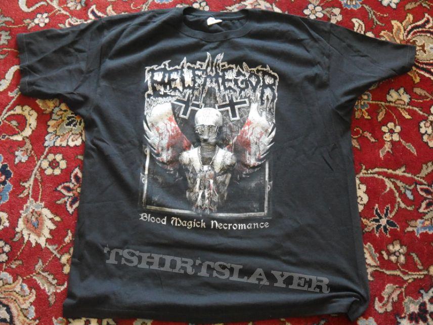 Belphegor Blood Magick Necromance USA Shirt