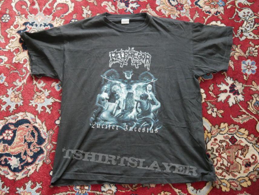 Belphegor Lucifer Incestus Shirt