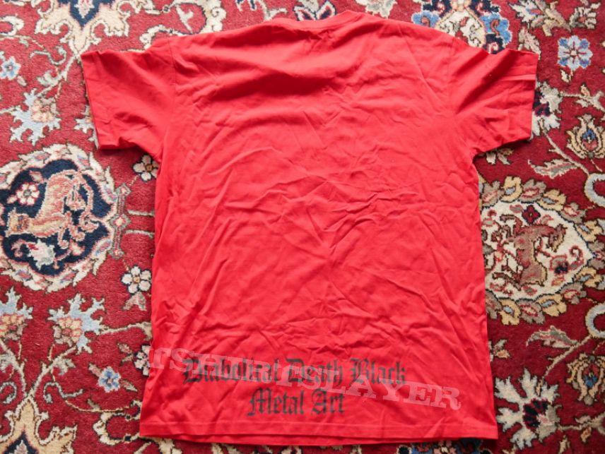 Belphegor Baphomet Red Shirt