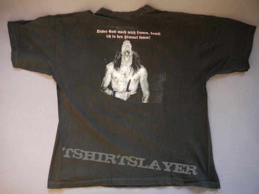Belphegor The Last Supper Shirt