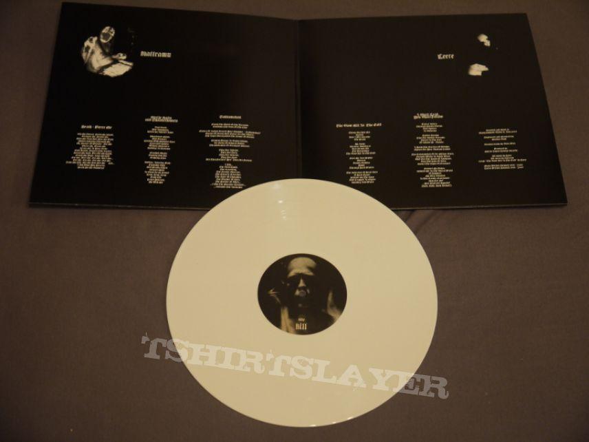 Silencer White Vinyl