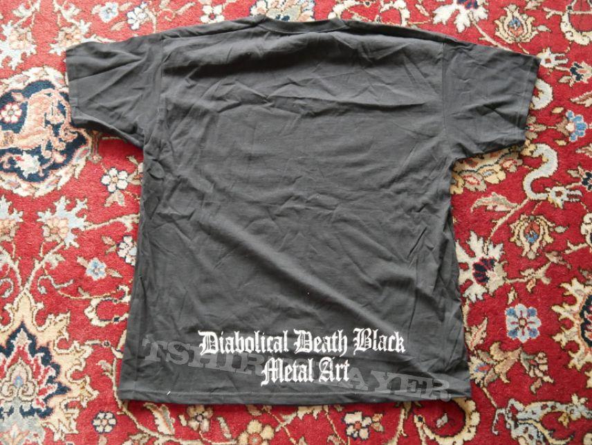 Belphegor Baphomet Black Shirt
