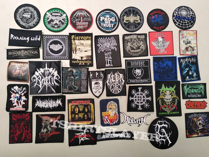 Various Cheap Patches