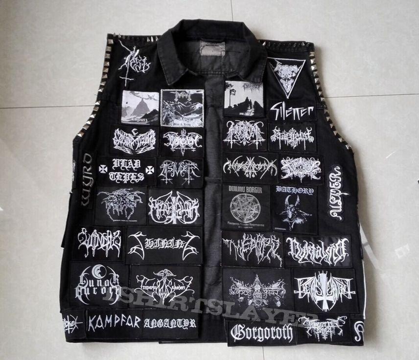 first vest