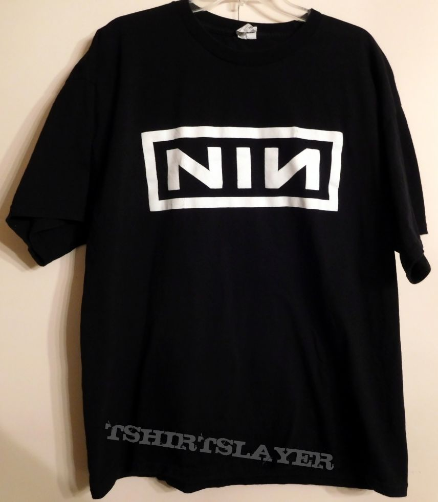 Nine Inch Nails / Soundgarden 2014 Tour Shirt | TShirtSlayer TShirt ...