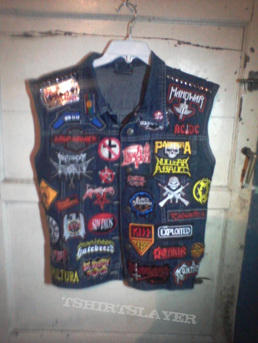 My new Battle Jacket /,,/