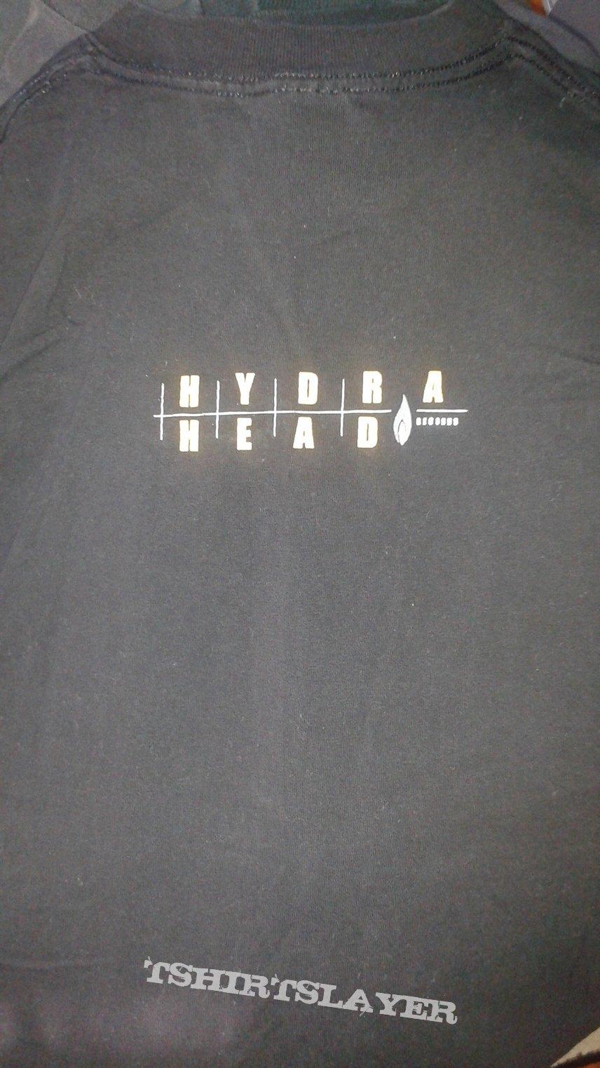 Cattle Press circular logo t-shirt.