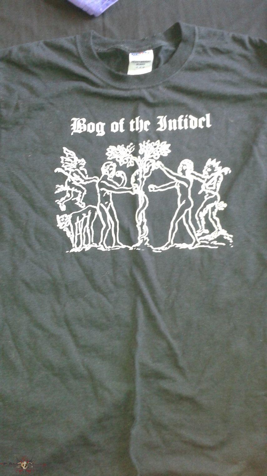 Bog Of The Infidel Garden of Eden t-shirt