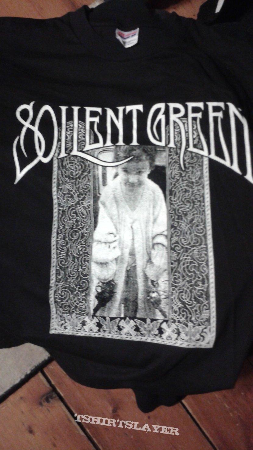 """Soilent Green """"boy with guns"""" T-shirt"""