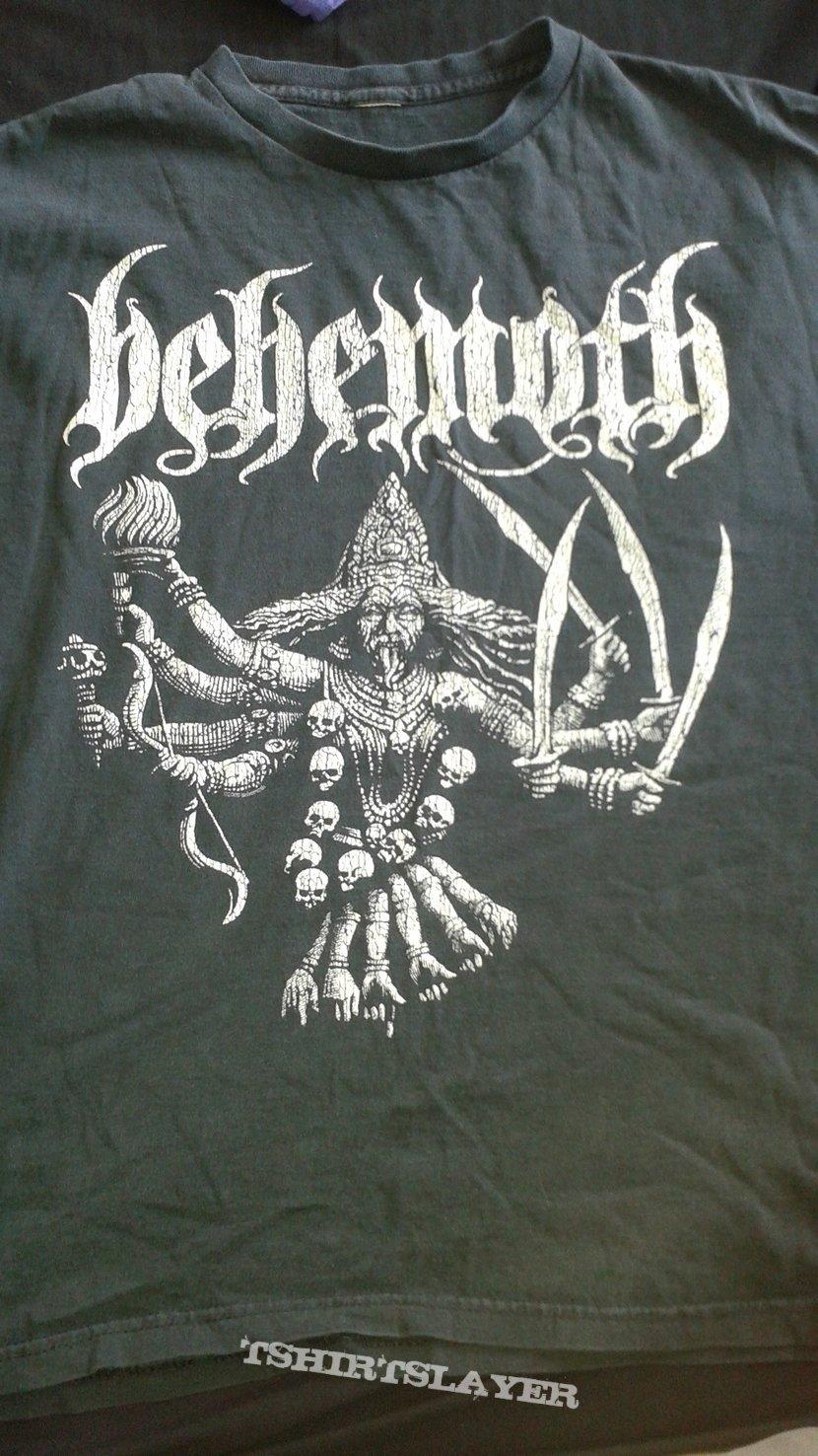 Behemoth Ezkaton t-shirt