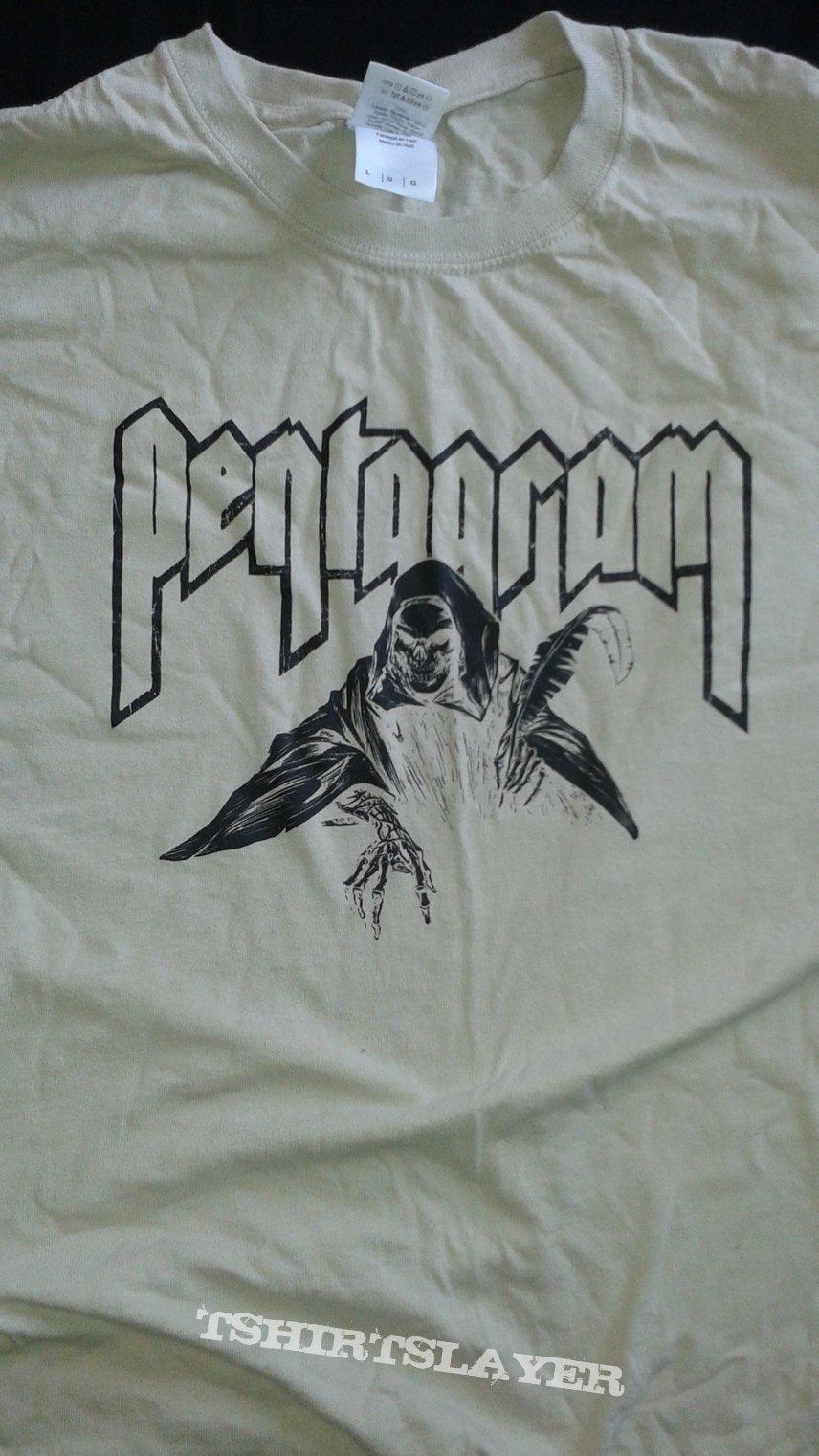Pentagram 2014 tour shirt.
