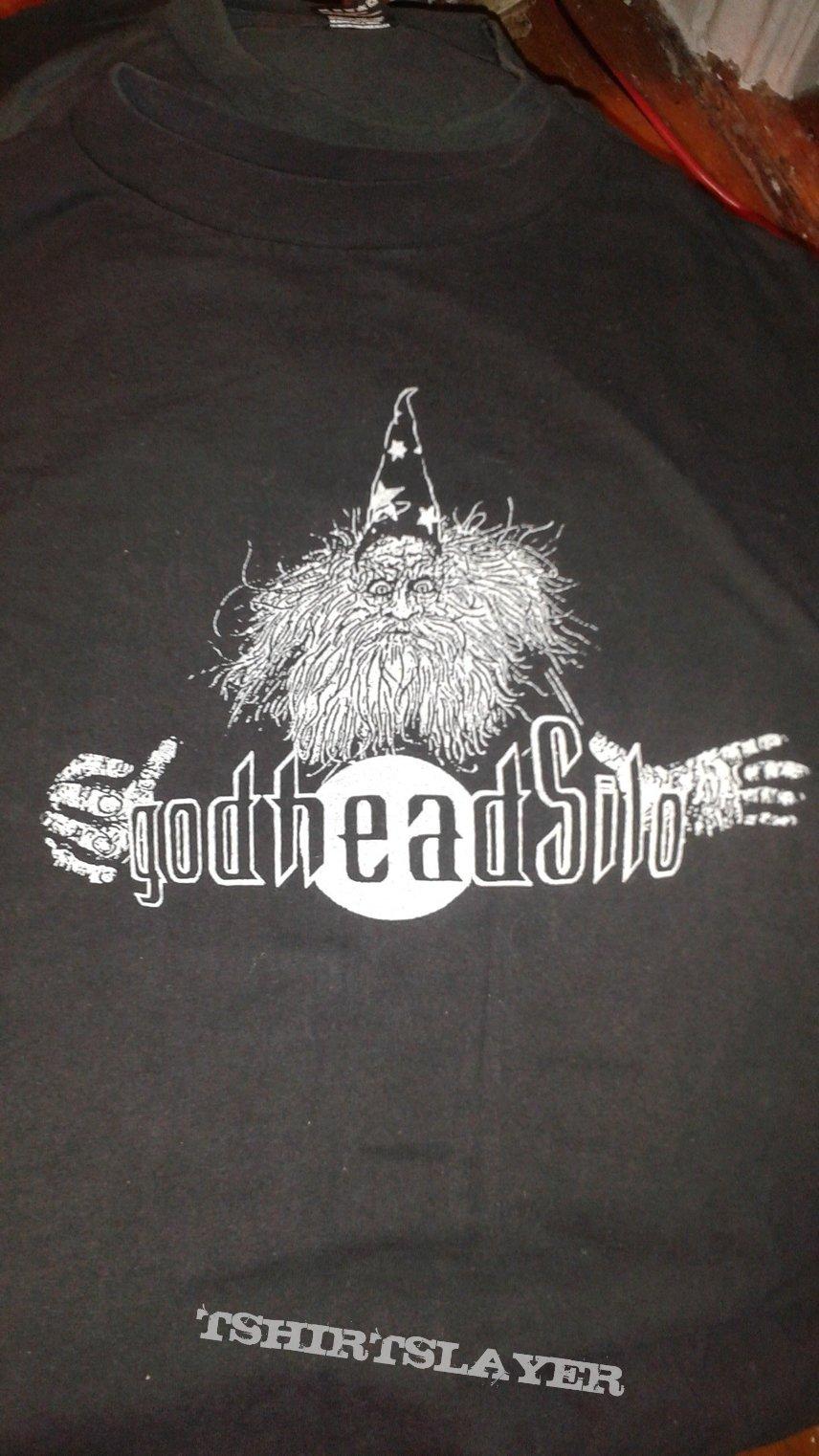 Godheadsilo glow in the dark wizard t-shirt.