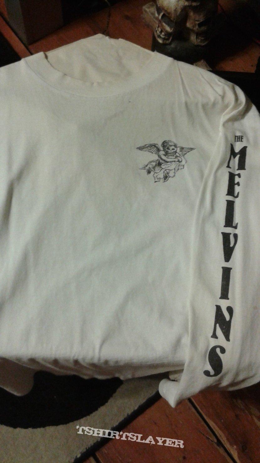 Melvins Kozik art Long sleeve t-shirt.