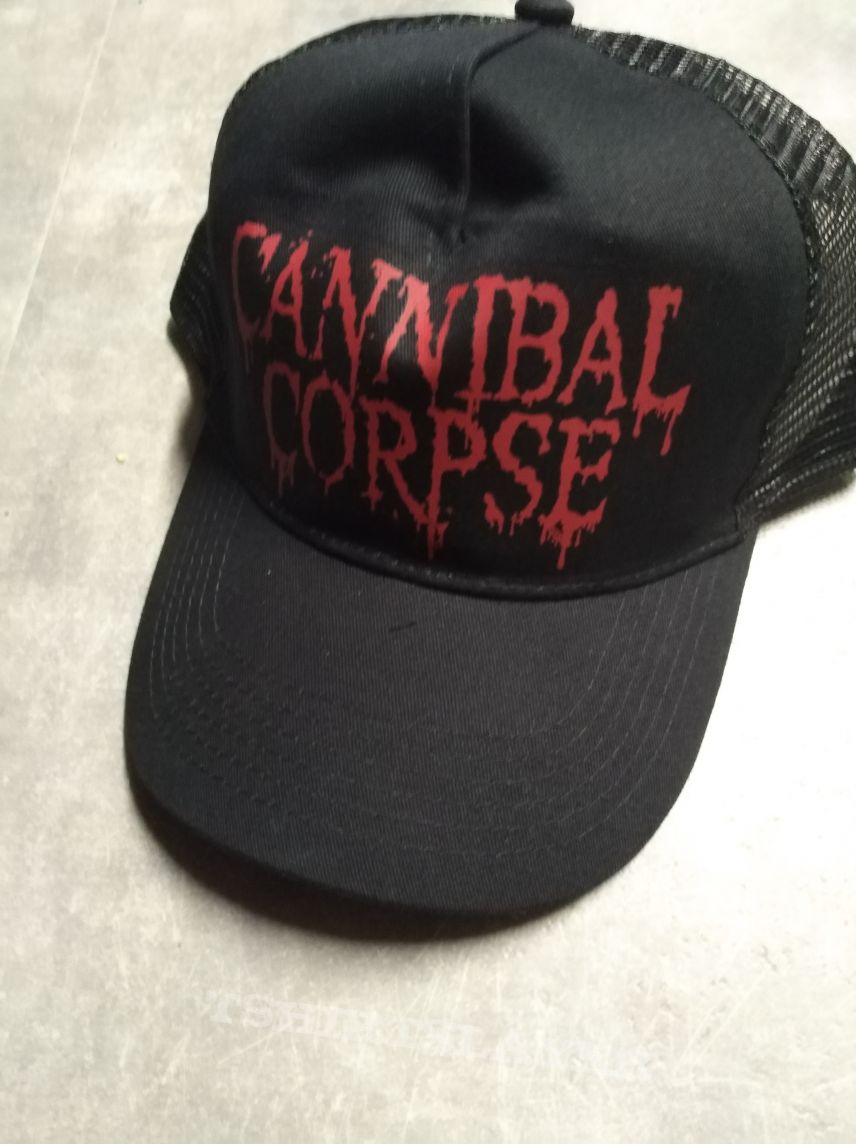 Cannibal Corpse Trucker Cap