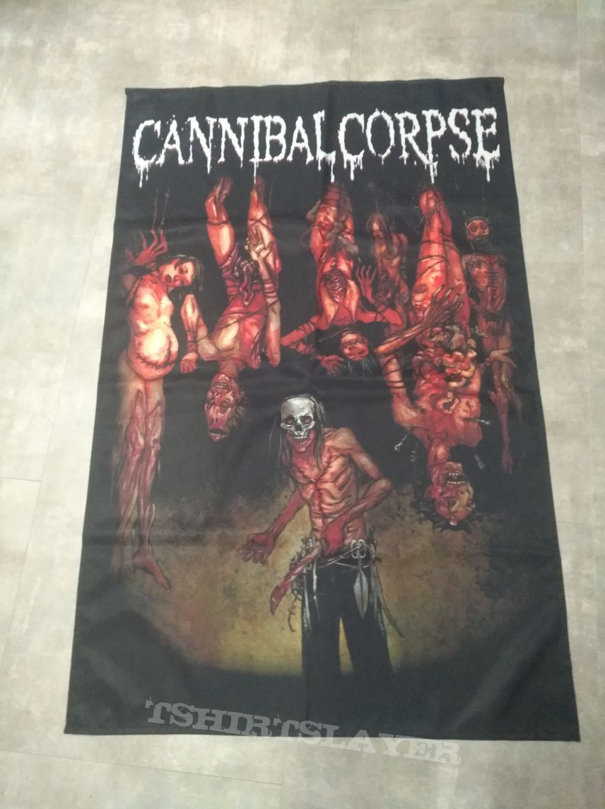Cannibal Corpse Torture Posterflag