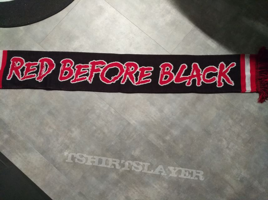 Cannibal Corpse Red before Black Scarf