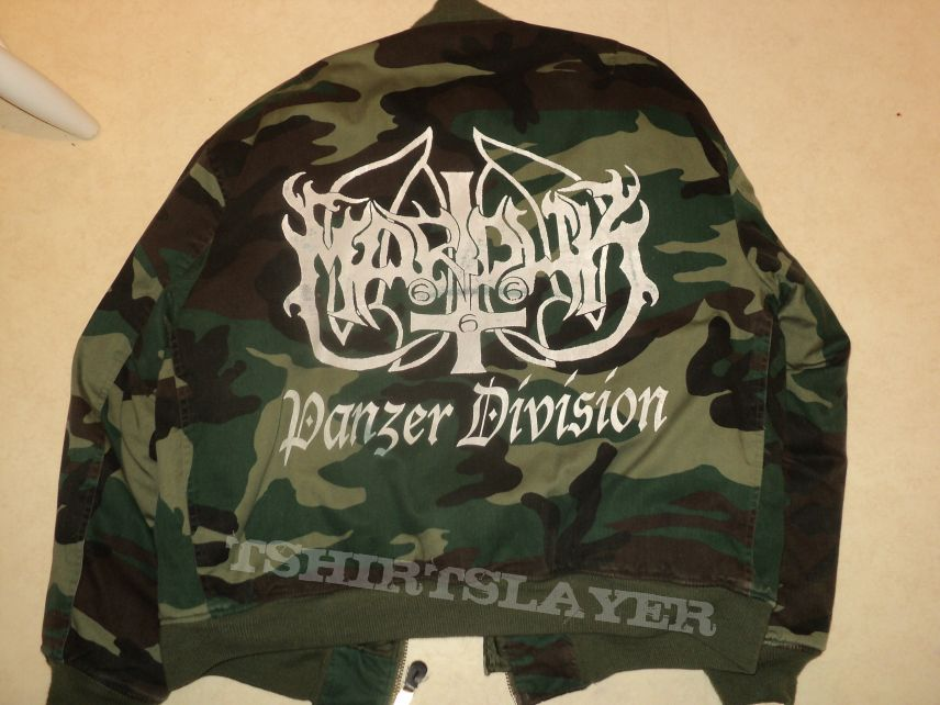 Panzer division Marduk army bomber