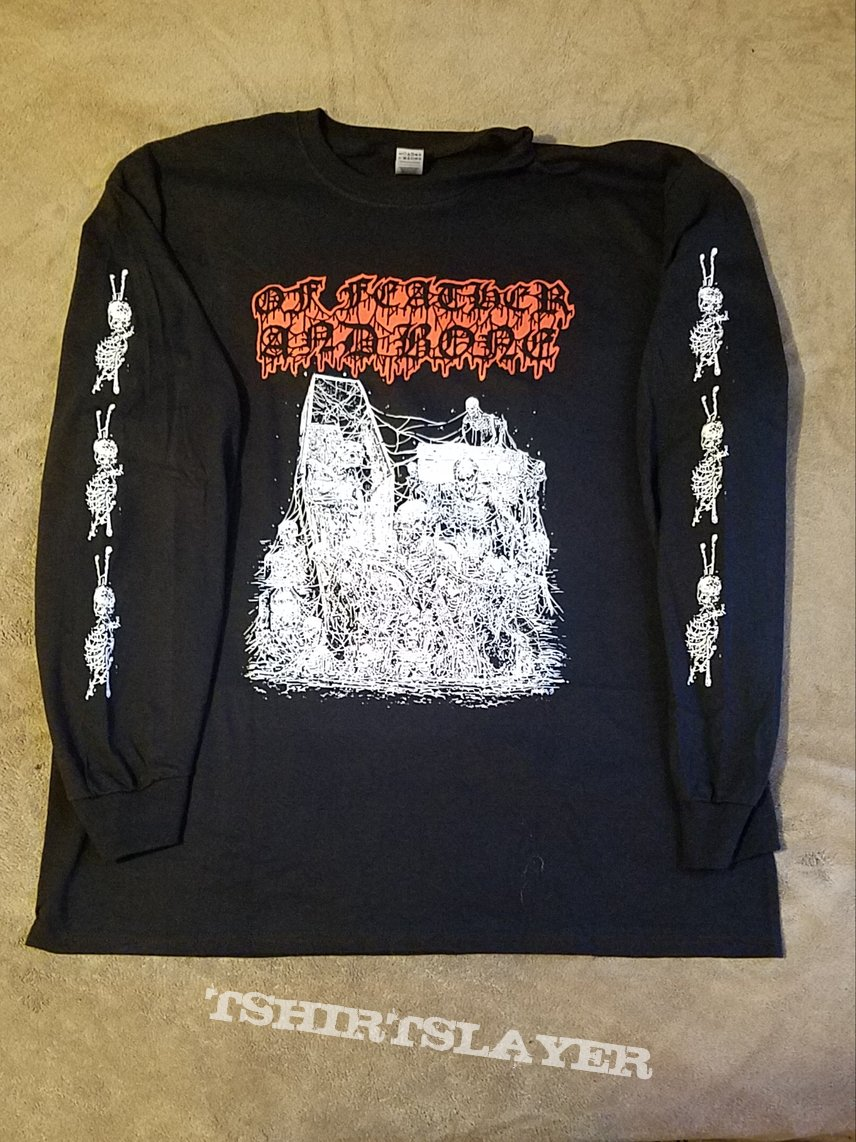 Of Feather and Bone 2019 longsleeve