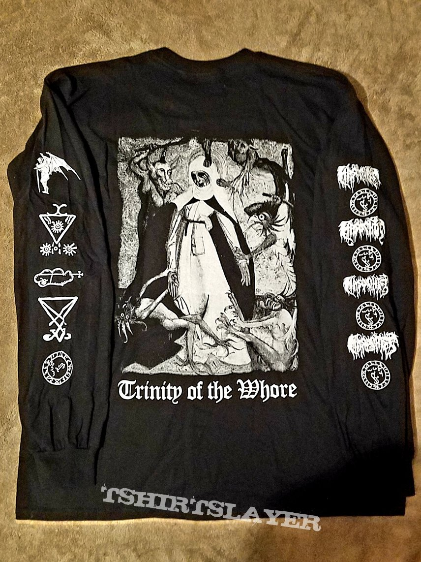 """Masochist """"Sucking the Tongue of the Ancient One"""" longsleeve"""