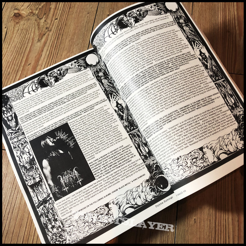 CANADIAN ASSAULT: 9 CANONS OF OUR BATTLE fanzine anthology 1998 – 2005 book