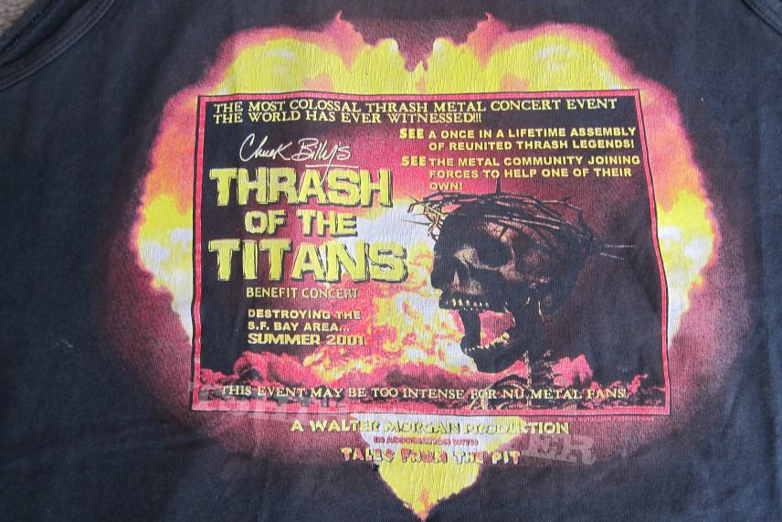 Resultado de imagen para thrash of the titans festival