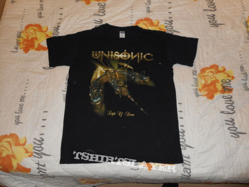Unisonic - Light Of Dawn / tshirt